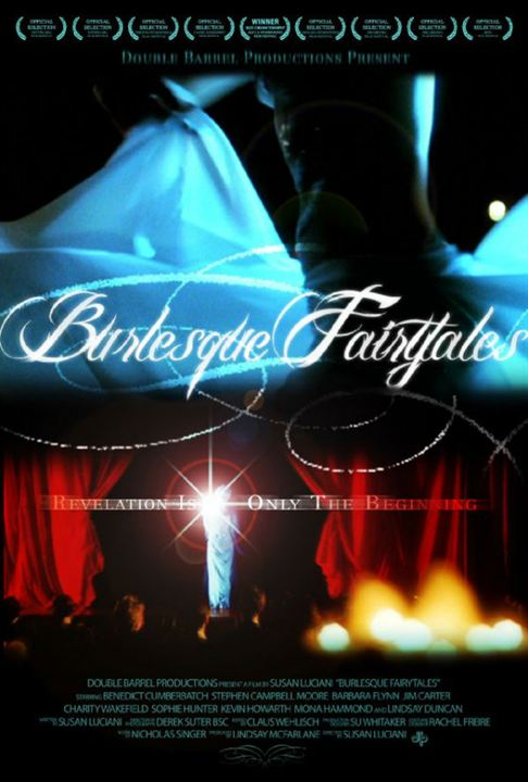 Burlesque Fairytales : Kinoposter