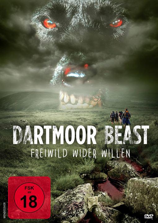 Dartmoor Beast - Freiwild wider Willen : Kinoposter