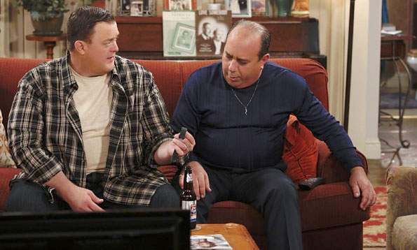Bild Billy Gardell, Louis Mustillo