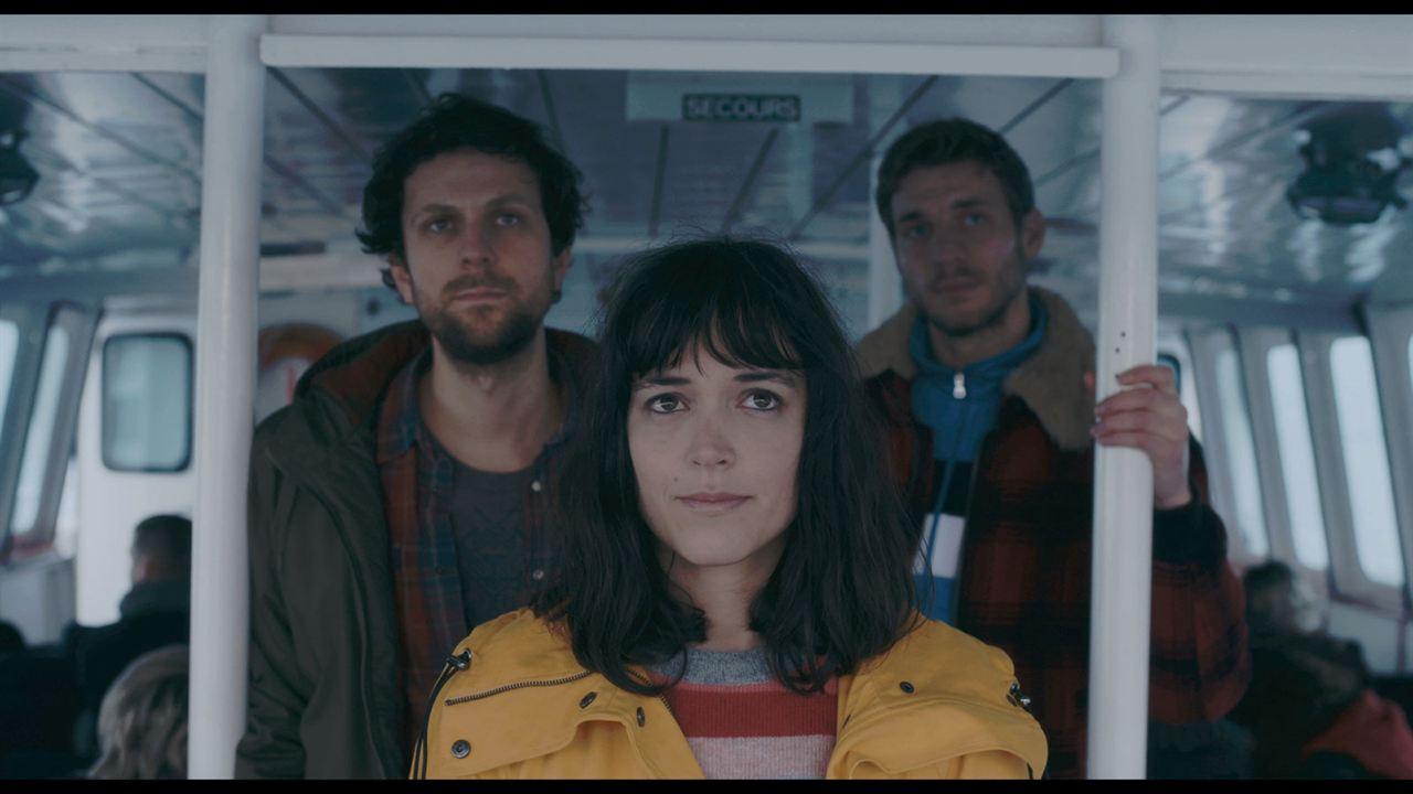 Marie und die Schiffbrüchigen : Bild Damien Chapelle, Pierre Rochefort, Vimala Pons