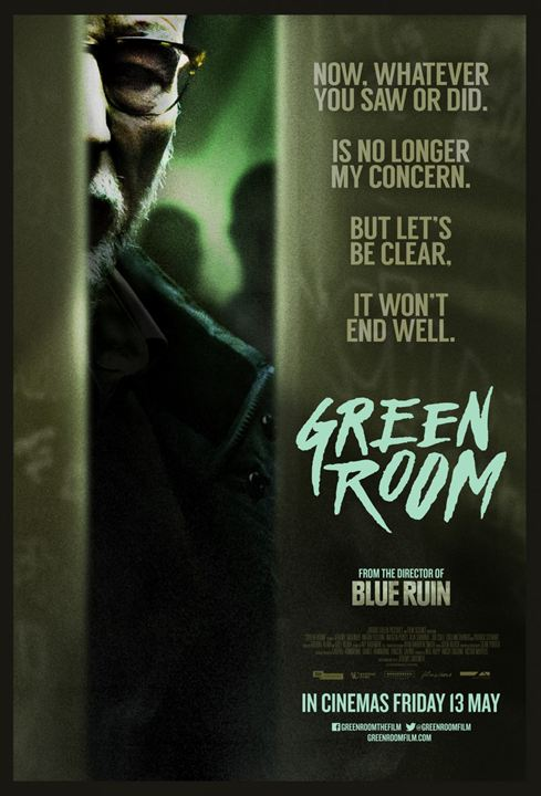 Green Room : Kinoposter