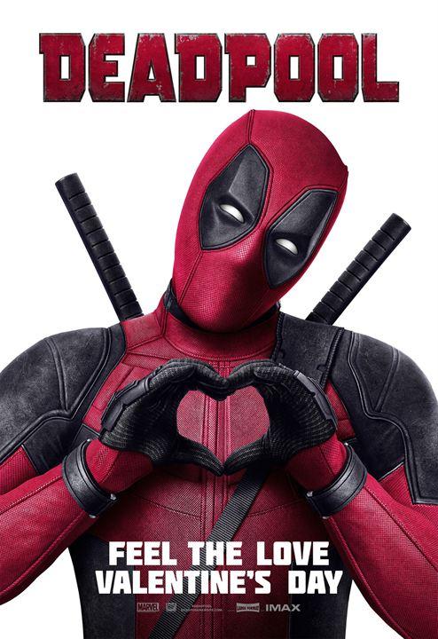 Deadpool : Kinoposter