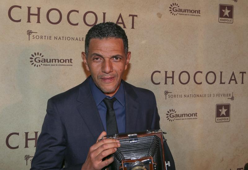 Monsieur Chocolat : Vignette (magazine) Roschdy Zem