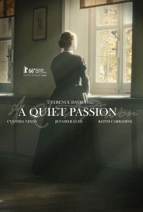 A Quiet Passion : Kinoposter