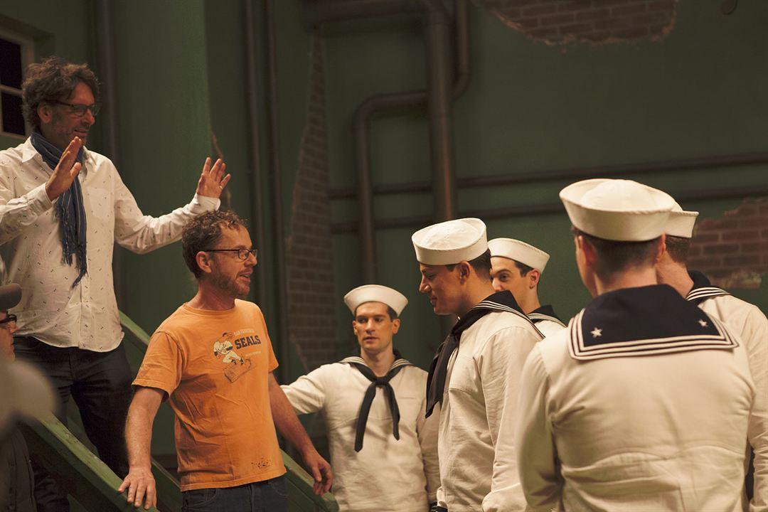 Hail, Caesar! : Bild Channing Tatum, Ethan Coen, Joel Coen