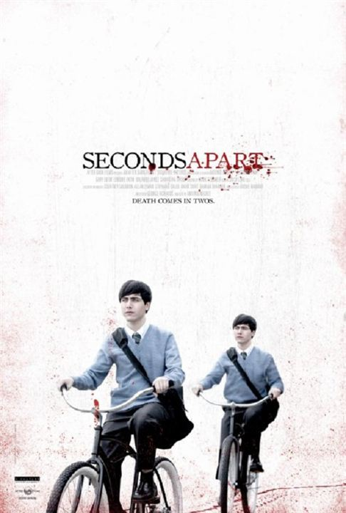 Seconds Apart : Kinoposter