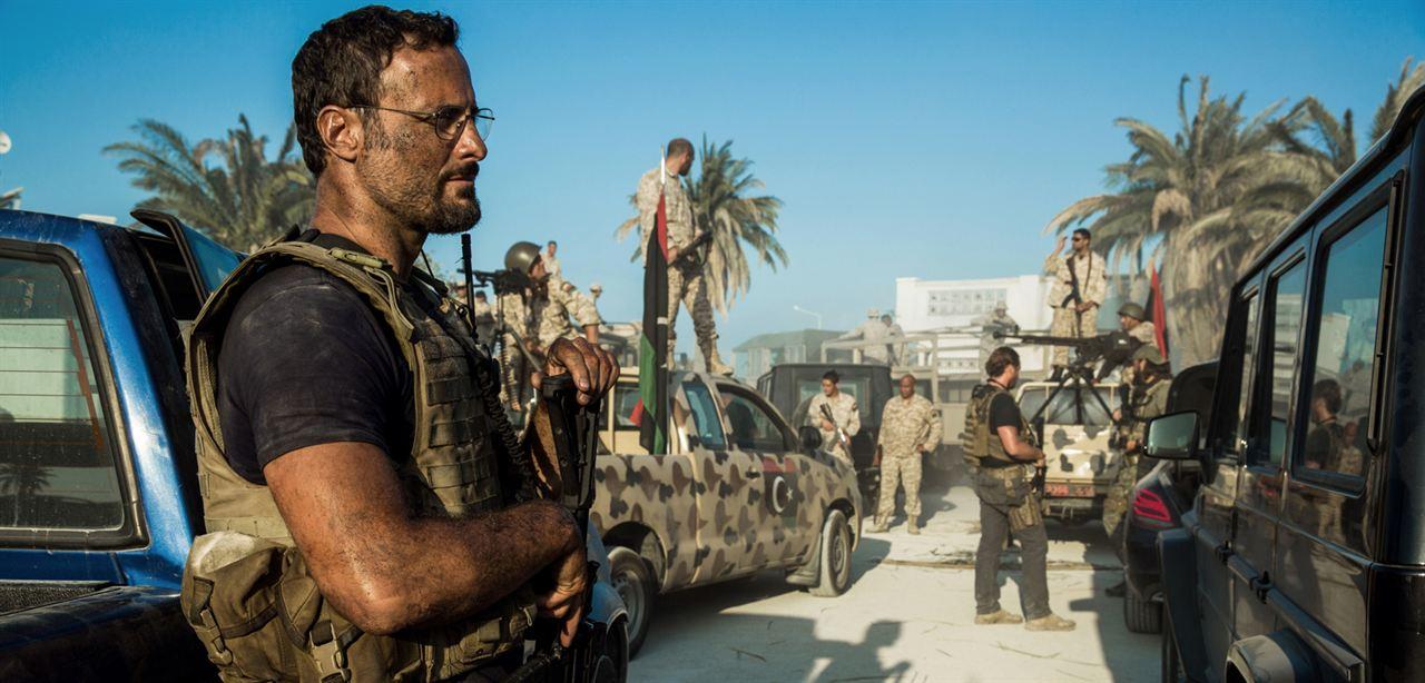 13 Hours: The Secret Soldiers Of Benghazi : Bild Dominic Fumusa