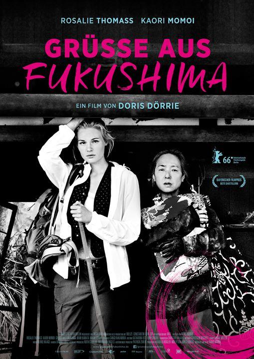 Grüße aus Fukushima : Kinoposter