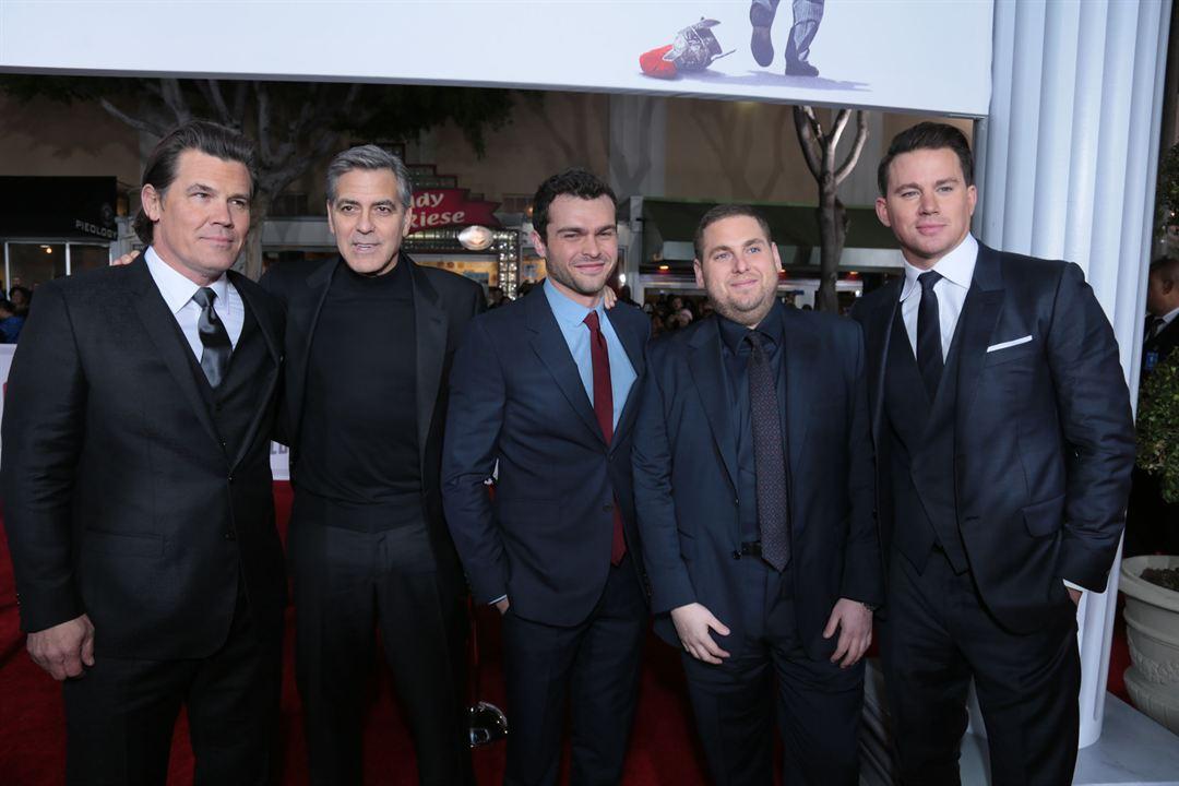 Hail, Caesar! : Vignette (magazine) Alden Ehrenreich, Channing Tatum, George Clooney, Jonah Hill, Josh Brolin