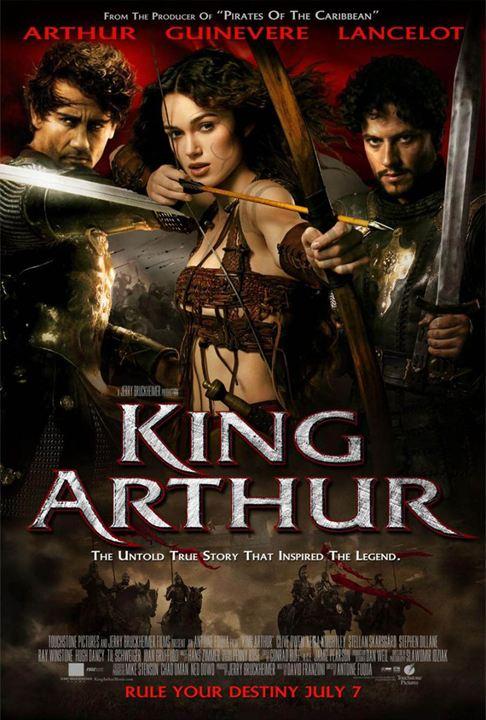 King Arthur : Kinoposter