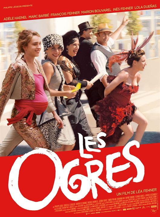 Les Ogres : Kinoposter