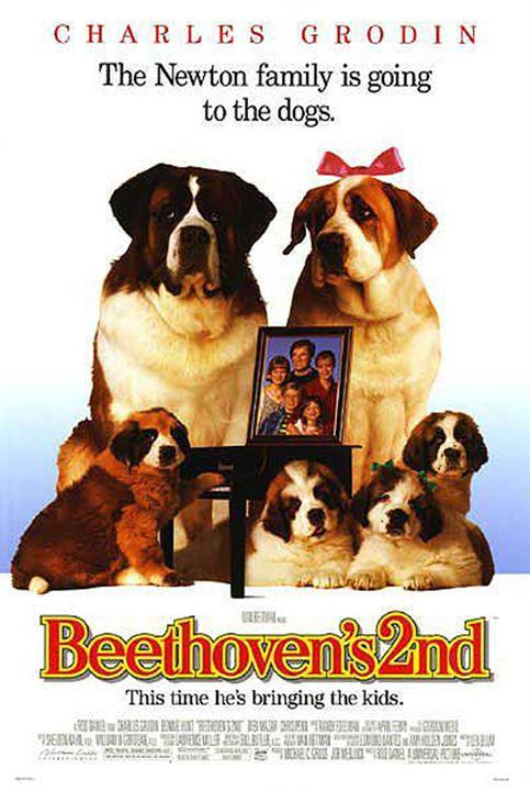 Eine Familie namens Beethoven : Kinoposter