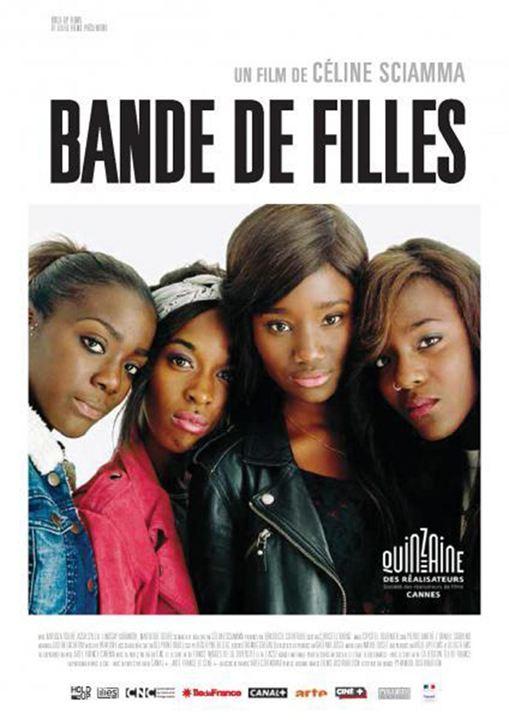 Bande De Filles : Kinoposter