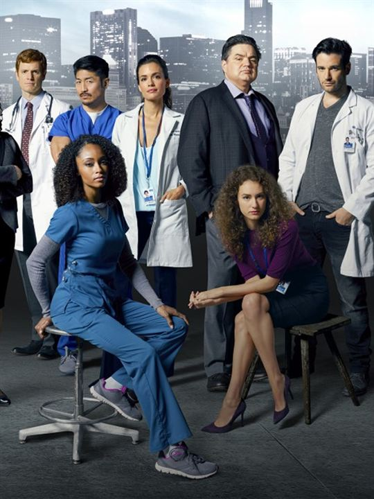 Chicago Med : Kinoposter