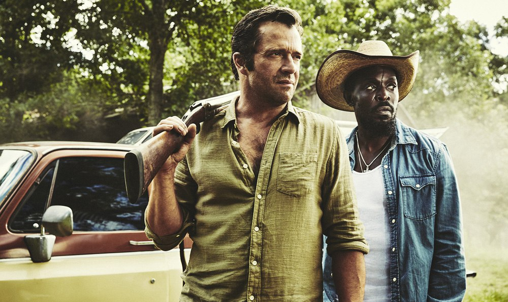 Bild James Purefoy, Michael K. Williams