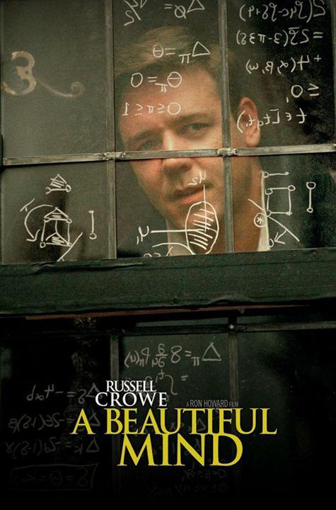 A Beautiful Mind - Genie und Wahnsinn : Kinoposter