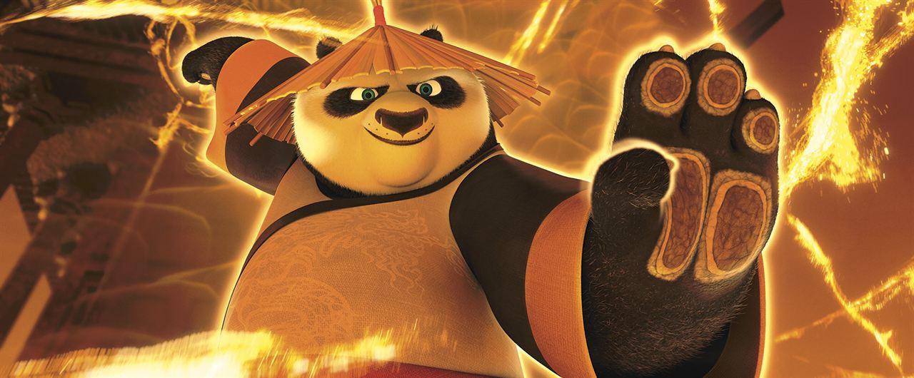 Kung Fu Panda 3 : Bild