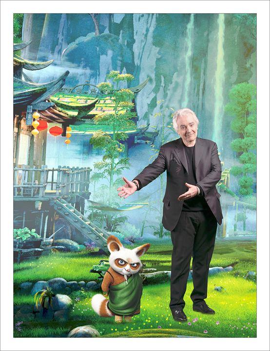Kung Fu Panda 3 : Bild Pierre Arditi