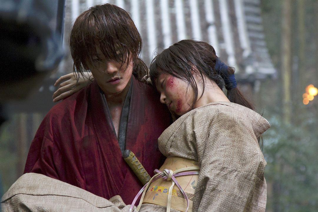 Rurouni Kenshin : Bild Emi Takei, Takeru Satô