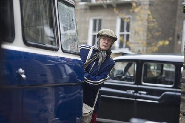 The Lady In The Van : Bild Maggie Smith