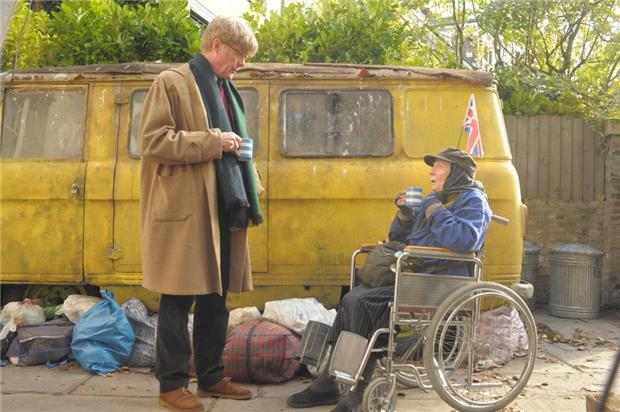 The Lady In The Van : Bild Alex Jennings, Maggie Smith