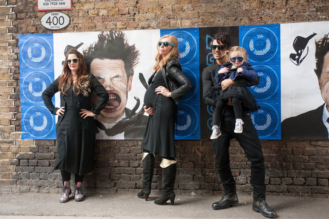 Im Himmel trägt man hohe Schuhe : Bild Dominic Cooper, Drew Barrymore, Toni Collette