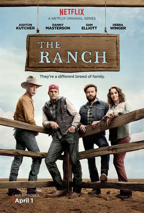 The Ranch : Kinoposter