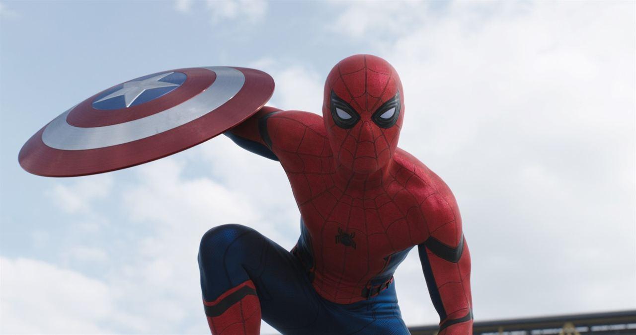 The First Avenger: Civil War : Bild Tom Holland