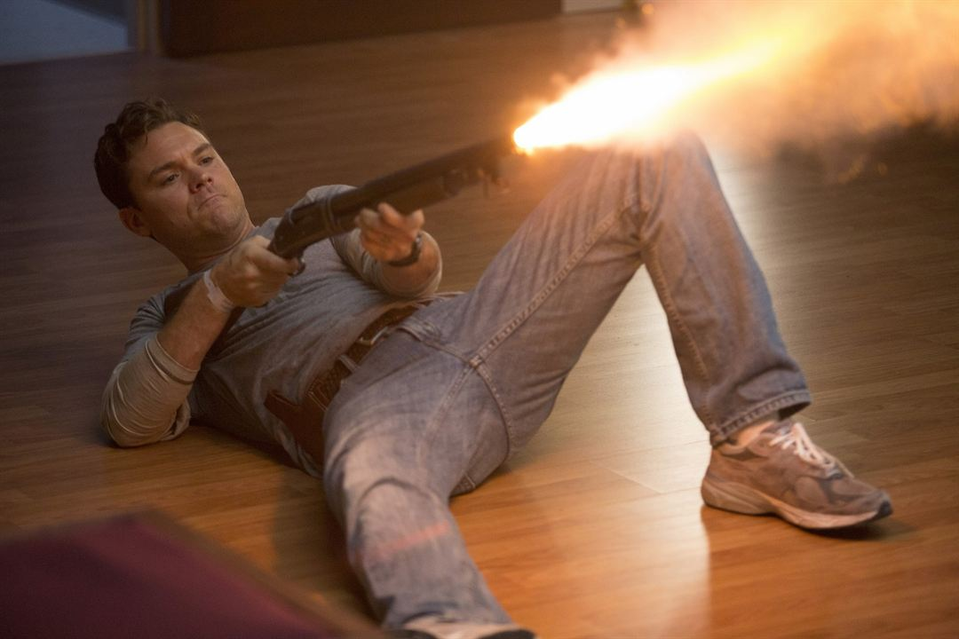 The Sickroom : Bild Clayne Crawford