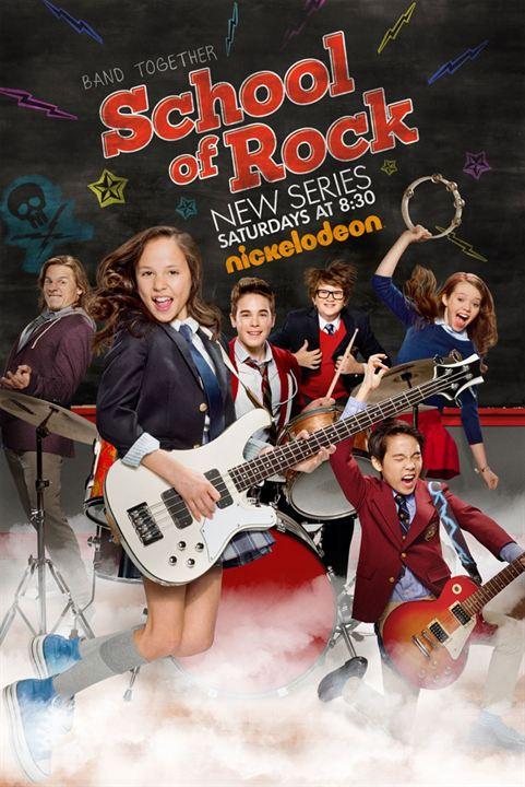School of Rock : Kinoposter