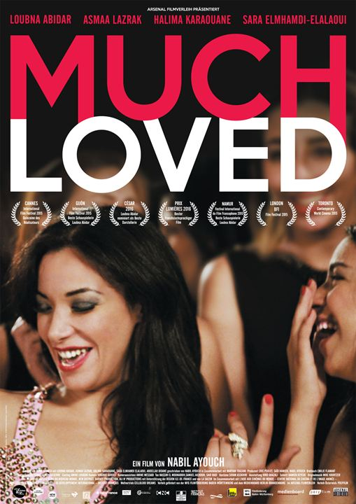 Much Loved : Kinoposter