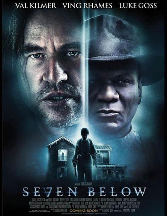 7 Below - Haus der dunklen Seelen : Kinoposter