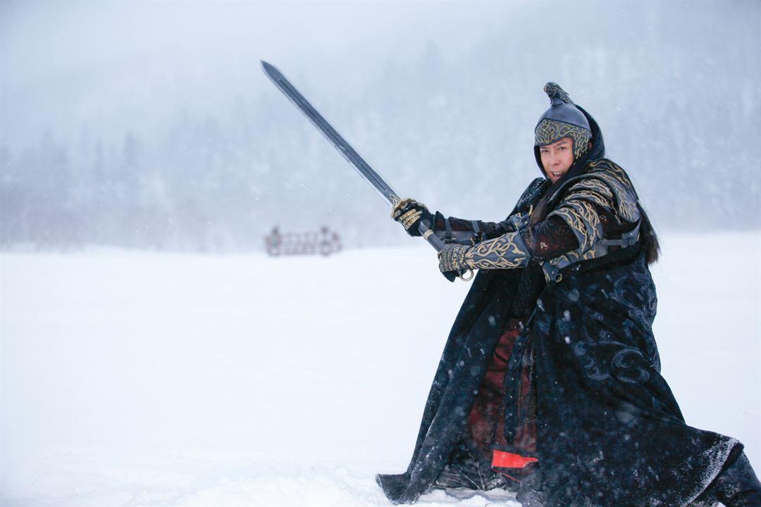 Iceman - Der Krieger aus dem Eis : Bild Donnie Yen