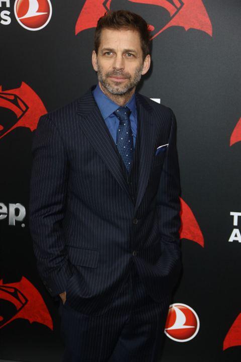 Batman V Superman: Dawn Of Justice : Vignette (magazine) Zack Snyder