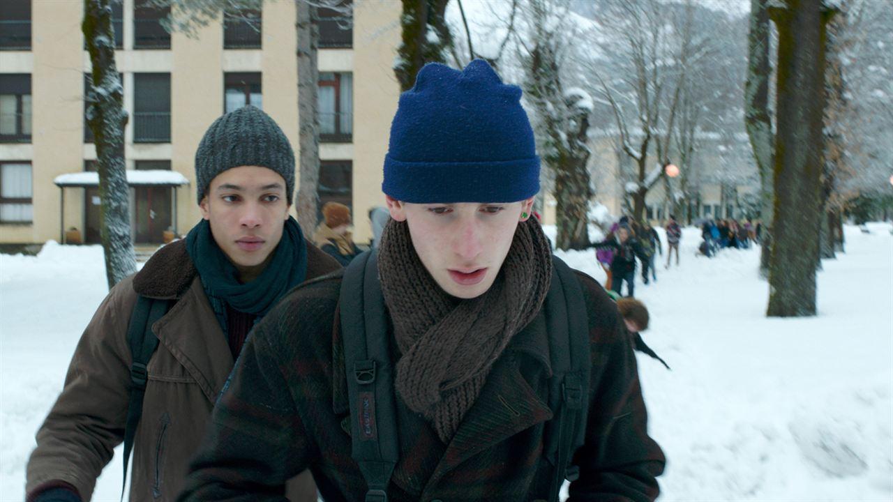 Mit siebzehn : Bild Corentin Fila, Kacey Mottet Klein