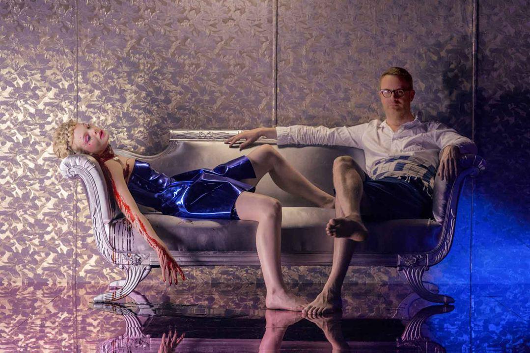 The Neon Demon : Bild Elle Fanning, Nicolas Winding Refn