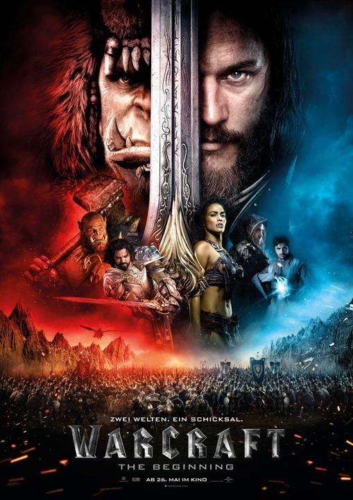 Warcraft: The Beginning : Kinoposter