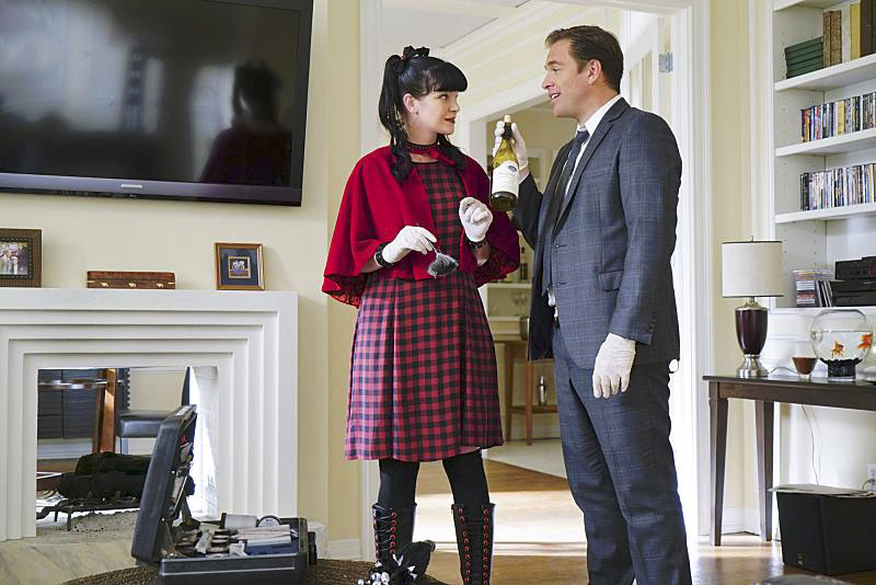 Bild Michael Weatherly, Pauley Perrette