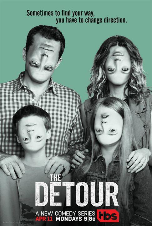 The Detour : Kinoposter