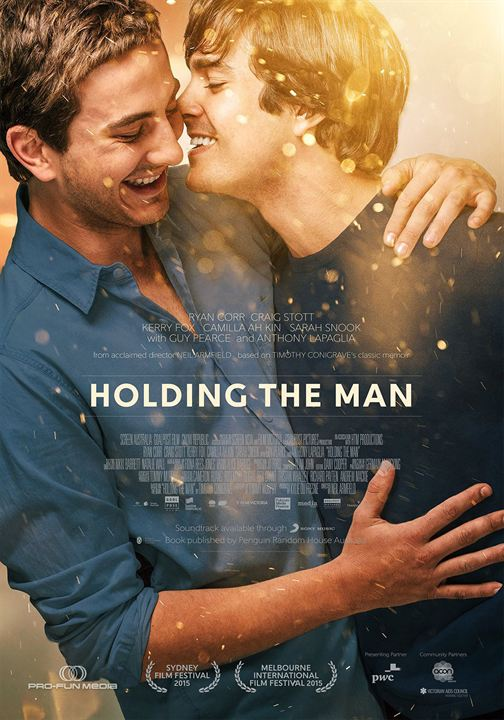 Holding The Man : Kinoposter