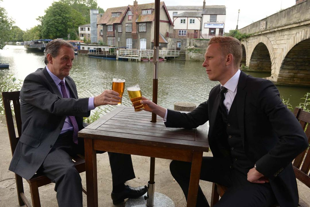 Bild Kevin Whately, Laurence Fox