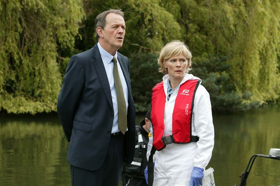 Bild Clare Holman, Kevin Whately