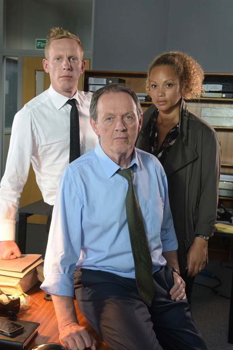 Bild Angela Griffin, Kevin Whately, Laurence Fox