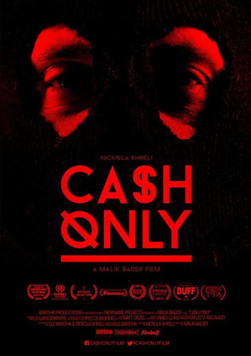 Cash Only : Kinoposter