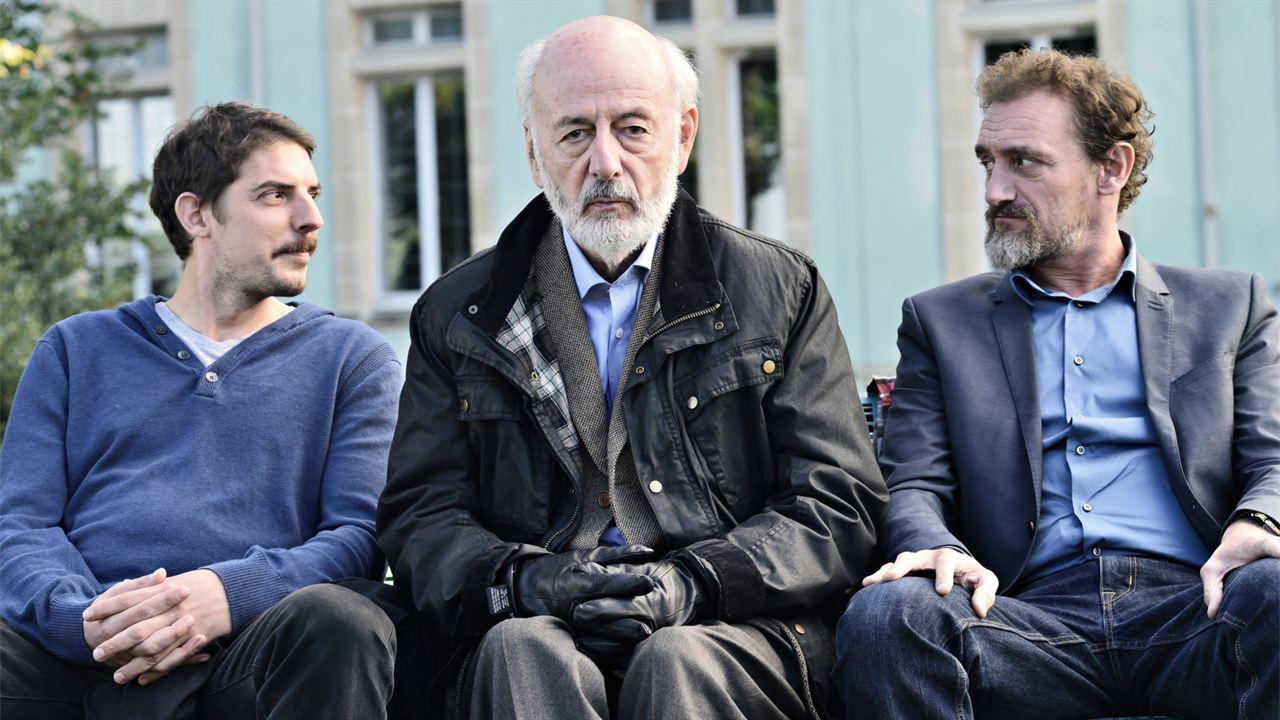 Bild Bertrand Blier, Damien Bonnard, Jean-Paul Rouve