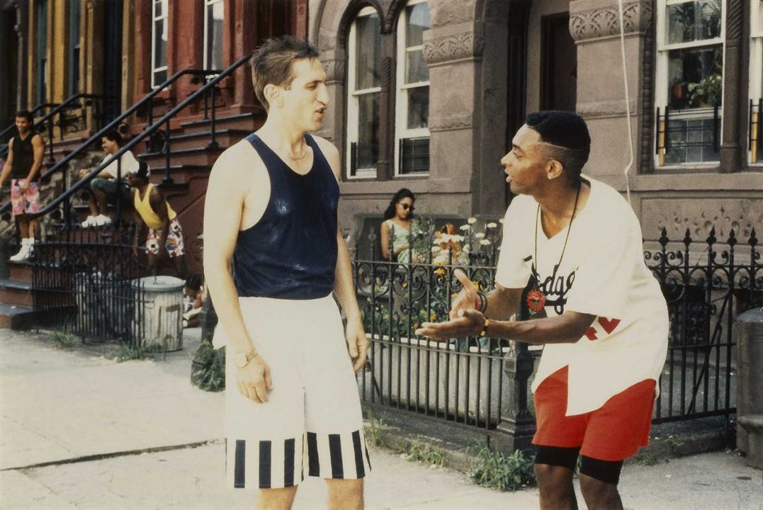 Do the Right Thing : Bild Spike Lee