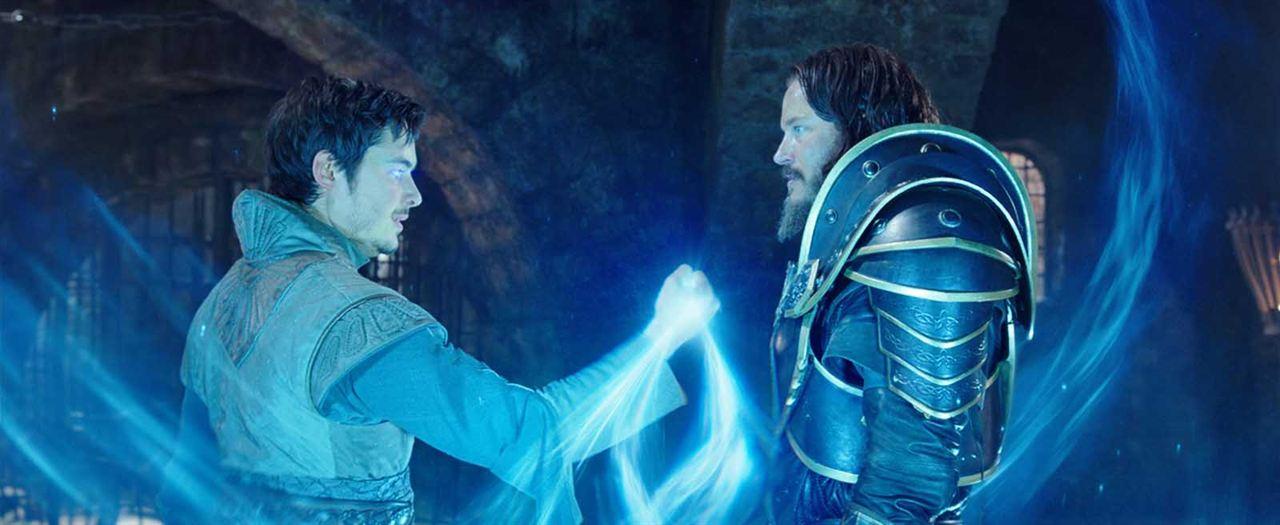 Warcraft: The Beginning : Bild Ben Schnetzer, Travis Fimmel