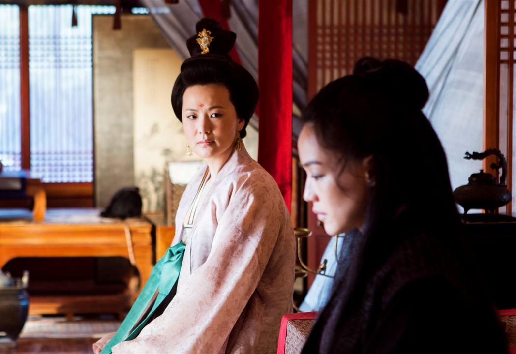 Bild Shu Qi, Yun Zhou