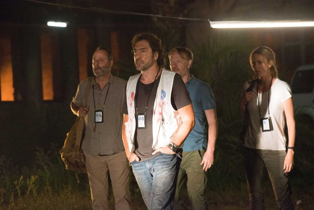 The Last Face : Bild Charlize Theron, Jared Harris, Javier Bardem, Jean Reno