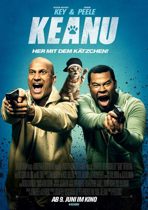 Keanu : Kinoposter